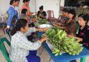 การศึกษาต่อเนื่องรูปแบบชั้นเรียนวิชาชีพ หลักสูตรการแปรรูปผลิตภัณฑ์จากกล้วย