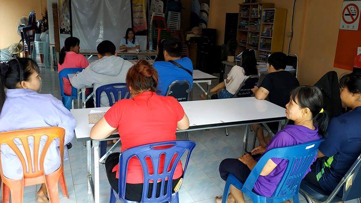 กศน.ตำบลป่าซางจัดกิจกรรมพัฒนาผู้เรียนโครงการสอนเสริมวิชาภาษาไทย …
